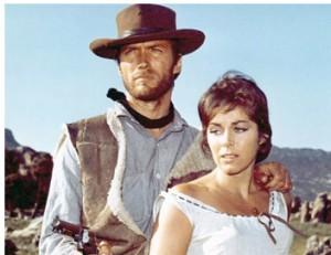 Clint Eastwood, Marianne Koch
