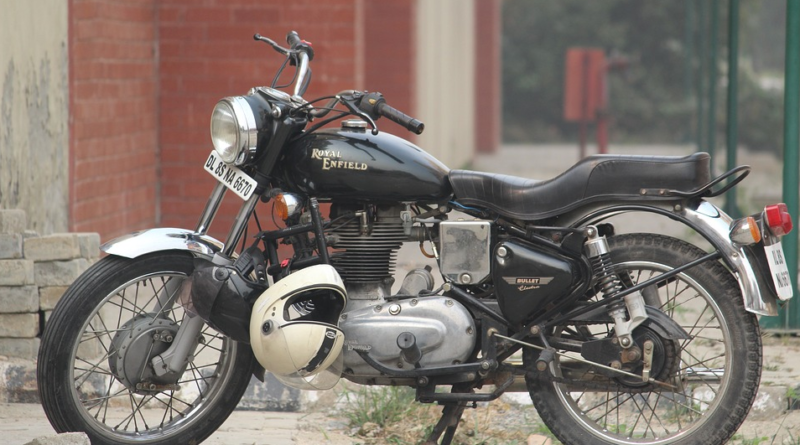 moto et casque