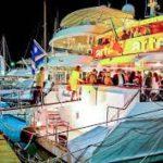 Location d'un yacht à quai pour le MIPCOM à Cannes