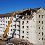 Pourquoi protéger un chantier de désamiantage ?