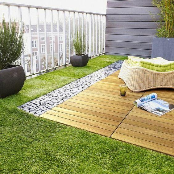 Gazon Synthetique 4 Idees Pour L Integrer Dans Son Jardin Ou Sa