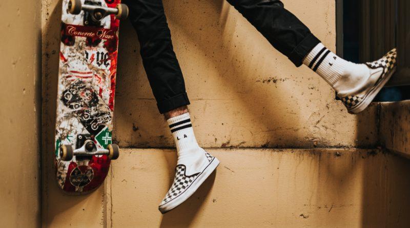 chaussettes en fil d'Écosse