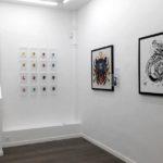 Le street art et les galeries