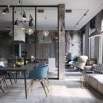 Déco industrielle : un nouveau style automnal pour les murs