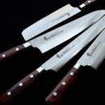 Les meilleurs couteaux japonais dans votre cuisine