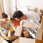 Les priorités dans le déménagement
