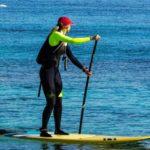 Le paddle, c'est fun et tendance, découvrez cette nouvelle activité !