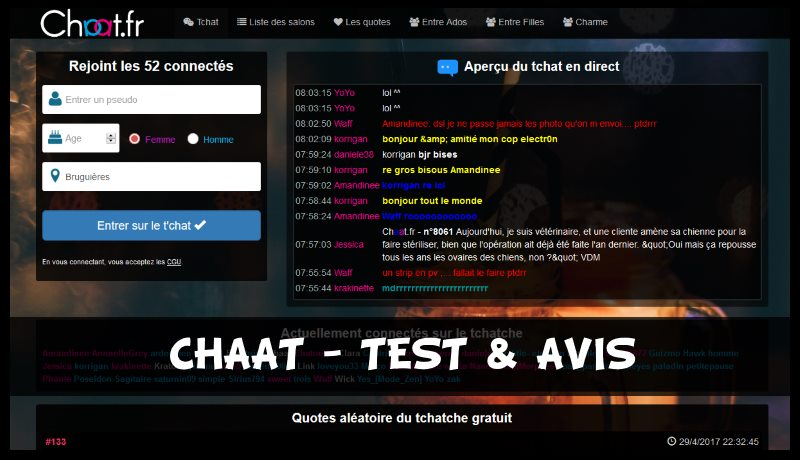 Chaat.fr