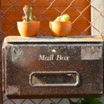 Idées déco pour une boîte aux lettres originale