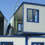 Les avantages des structures modulaires sur un chantier