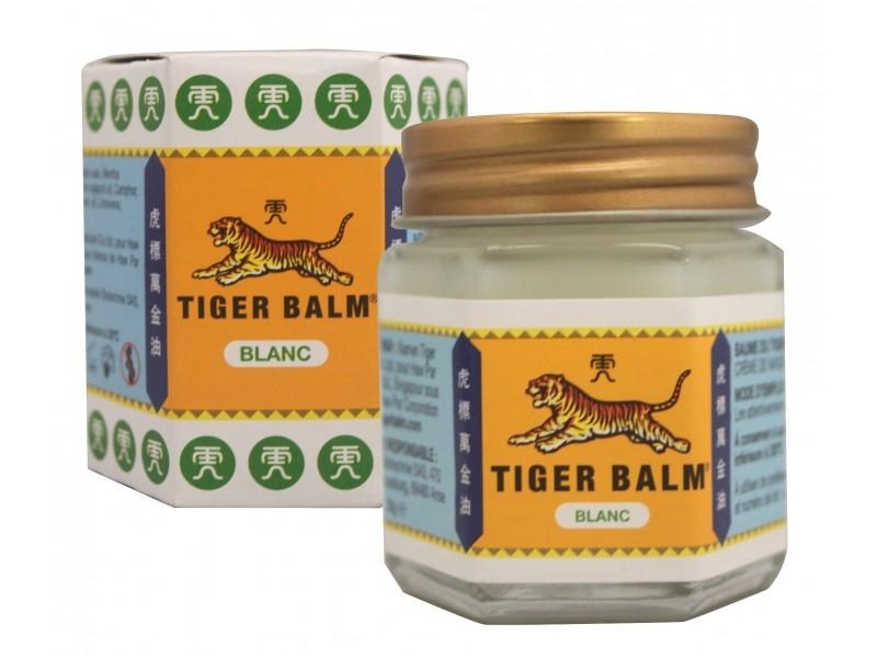 baume de tigre blanc