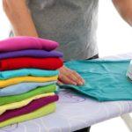 Comment bien repasser ses vêtements?