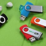 La clé USB personnalisée, le support publicitaire par excellence?