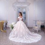 Robe mariée 2019 : le naturel à l'honneur