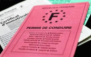 déclarer la perte de permis de conduire
