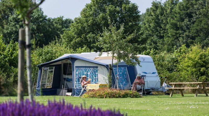 vacances au camping en famille