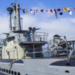 Les bateaux militaires à visiter en France