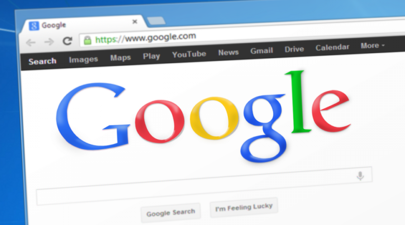Google dans navigateur