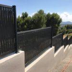 Le grillage rigide Gris Anthracite pour votre clôture