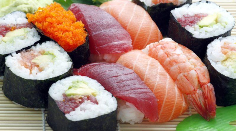 sushi maki var ollioule
