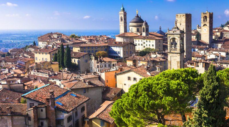 Bergame en Italie