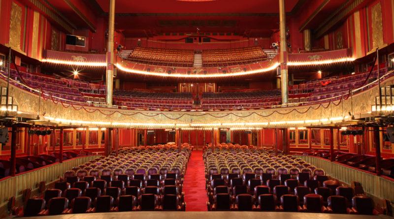 salle de spectacle parisienne