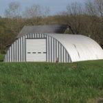 Les différents avantages d'une toiture arrondie
