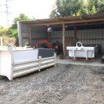 La location de bennes à déchets : ses avantages