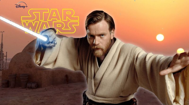 Star Wars Obi-Wan disney plus