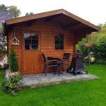 Comment réaliser un abri de jardin stylé ?