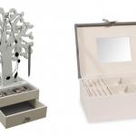 Porte bijoux VS Boîte à bijoux