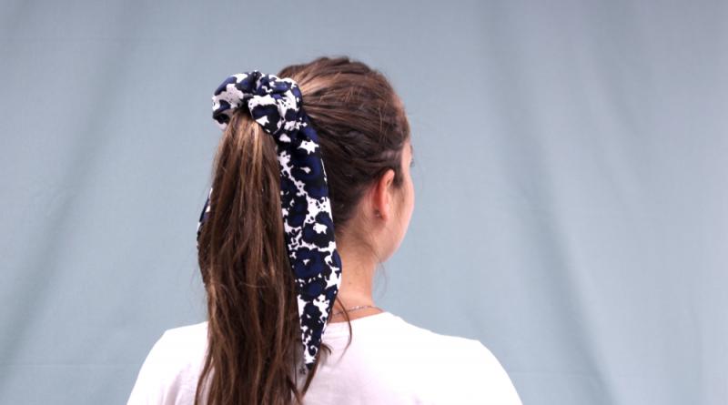 adopter un chouchou foulard