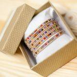 Comment faire une boîte à bijoux en carton ?