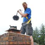 Les deux techniques de ramonage de cheminée