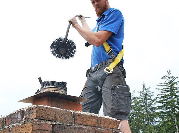 techniques de ramonage de cheminée