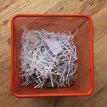 4 Façons simples de réduire les déchets de papier dans votre vie